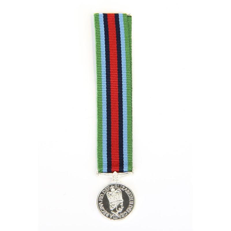 Miniature Medal – Kosovo Non Article 5 – The REME Shop