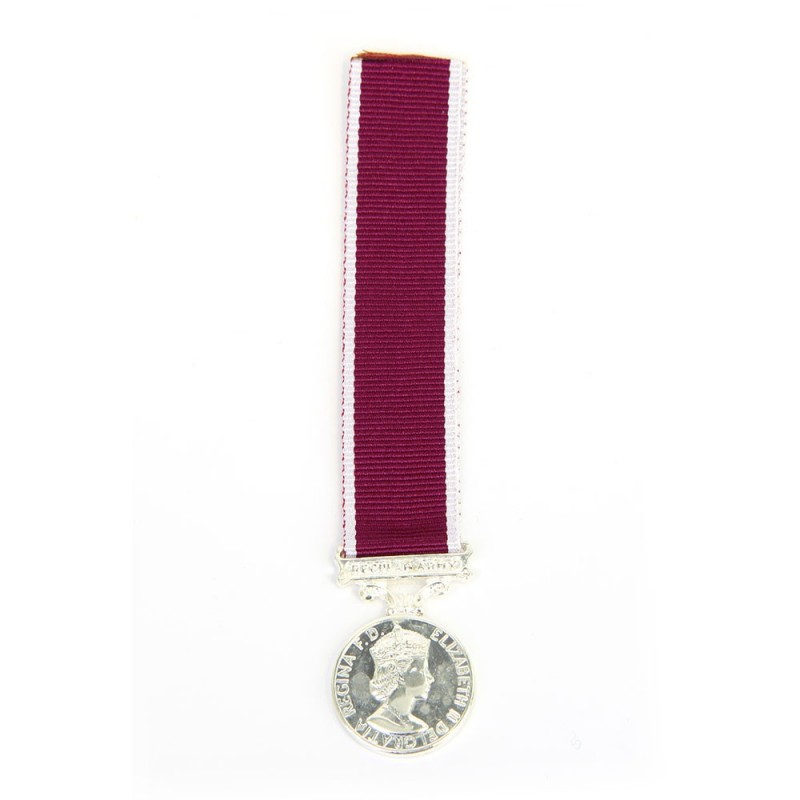 Miniature Medal – Long Service and Good Conduct – The REME Shop